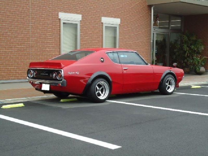 1:18 Kyosho Nissan Skyline 2000 GTR (Kpgc10) 1970 White - Kolectia